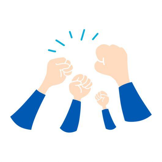 【3】視覚会議で変わる組織のあり方―定める・決める・動き出すボトムアップ型に変革―